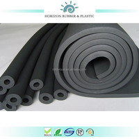 quality control Excellent resistance to acid fuel and oil NBR/PVC foam tube