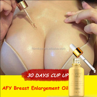 AFY 30ml Grape Seeds Pure Essence Breast Firming Oil for Women