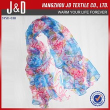 blank silk scarves wholesale SYSD excellent scarves super thin 100% silk beautiful scarves