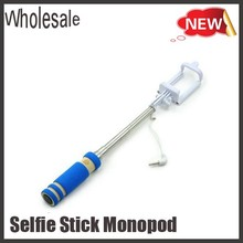 Selfie Kit Monopod Mini Tripod Camera with Remote Shutter Button for Traveller