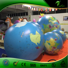 Customized Size Inflatable Earth Model For Party Decorations