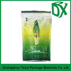 wholesale price biodegradable heat seal plastic bag manufacturer of custom green tea bag from china supplier
