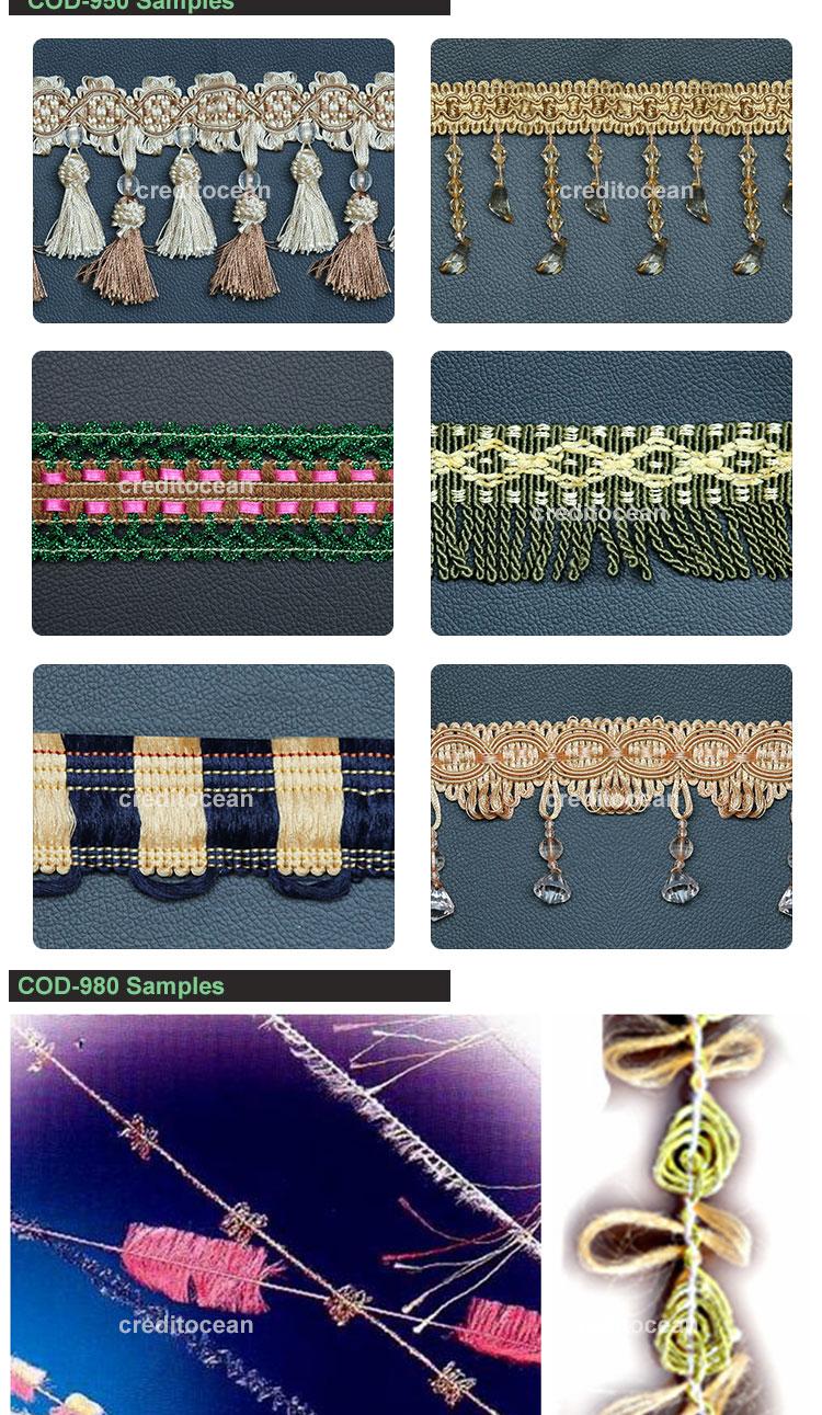 electric crochet machine