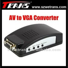 TRANS AV to VGA Converter (BNC,AV,S-video) TR-LC073