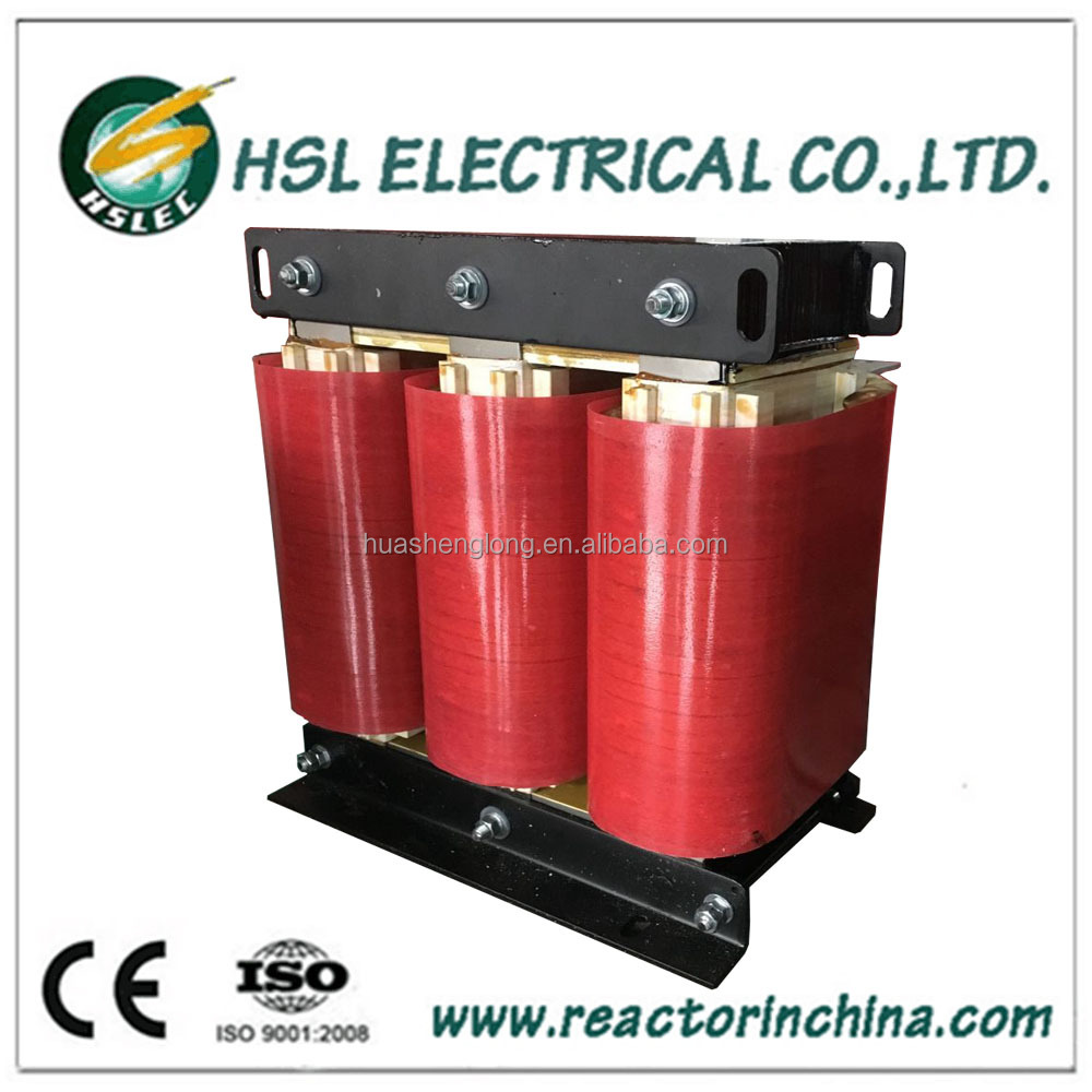 3 phase 1 mh output line inductor