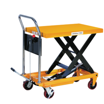 plywood hydraulic motorcycle scissor lift table