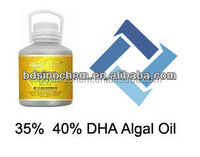 Nutraceuticals DHA powder/oil/Omega-3 fatty acid DHA from microalgae