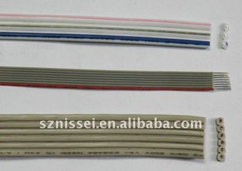 UL2569 FIRE RESISTANT FLEXIBLE AWM FLAT PVC CABLE MANUFACTURER
