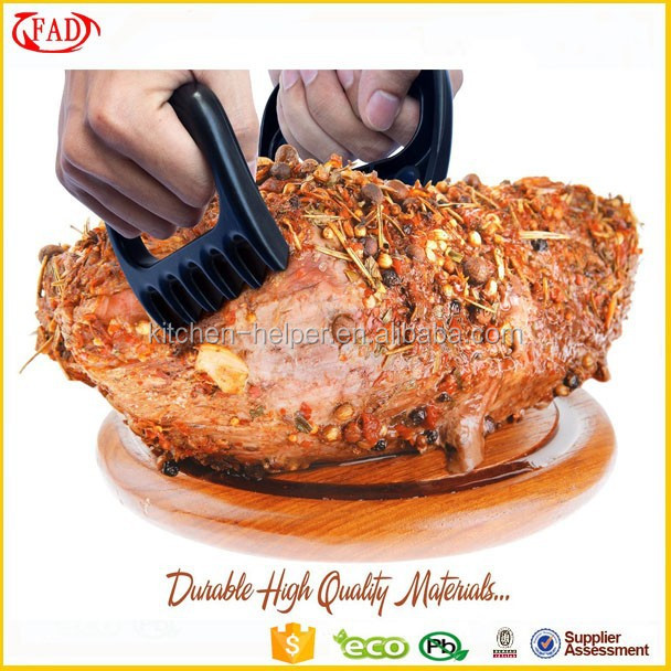 Durable BBQ Bear Shape Meat Claws for Pork,Poultry or Beef