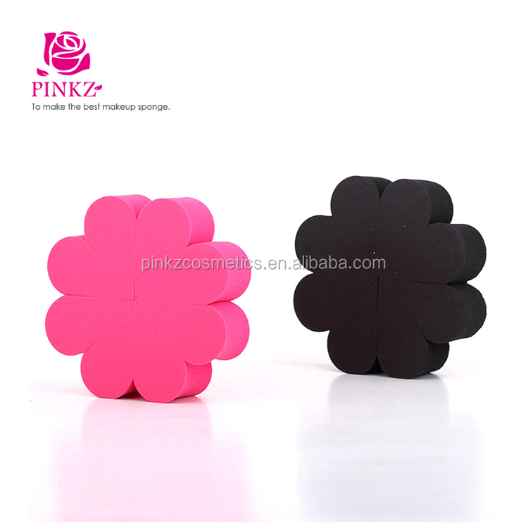 Non Latex Soft Expandable Disposable cosmetic sponge / Beauty cosmetic blending sponge one-time blending puff cheap price