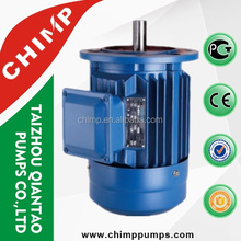 AC single/three phase 1HP Y2 electric motor for car