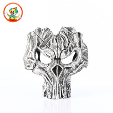 Frozen Throne Halloween Cosplay Face Scary Demon skeleton Skull mask