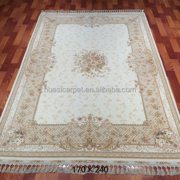 TOP TURKEY 260 Lines hand made wool and silk rug hand knotted silk rug