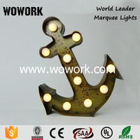 drop led anchor marquee light
