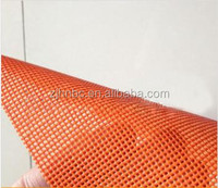 Fire retardant and UV Vinyl PVC Woven Coated Polyester Mesh for Construction Industry