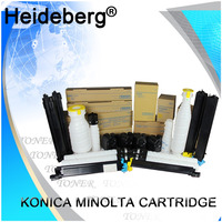 Compatible toner wholesale from China konica minolta bizhub 250 toner powder