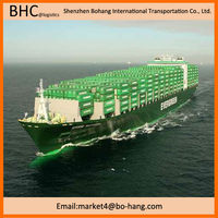 sea freight shipping cost from guangzhou china to from shanghai-----skype: bhc-shipping001
