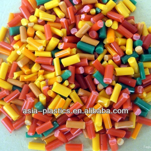 PMMA/ABS High gloss plastic PMMA/ABS compound plastic granule manufacturer