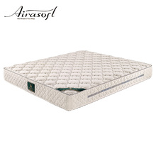 Elegant hotel easeful sleeping eco memory foam mattress