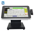 15 Inch Touch Screen Point of Sale window 10 Pos Terminal with MSR 3 Tracks Reader