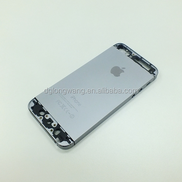 High demand custom aluminum cell phone housing for iphone 5s
