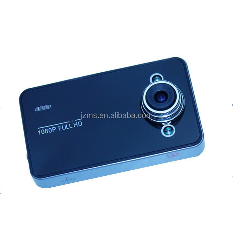 2.7 inch LCD 140 degree angle lens front portable car dvr