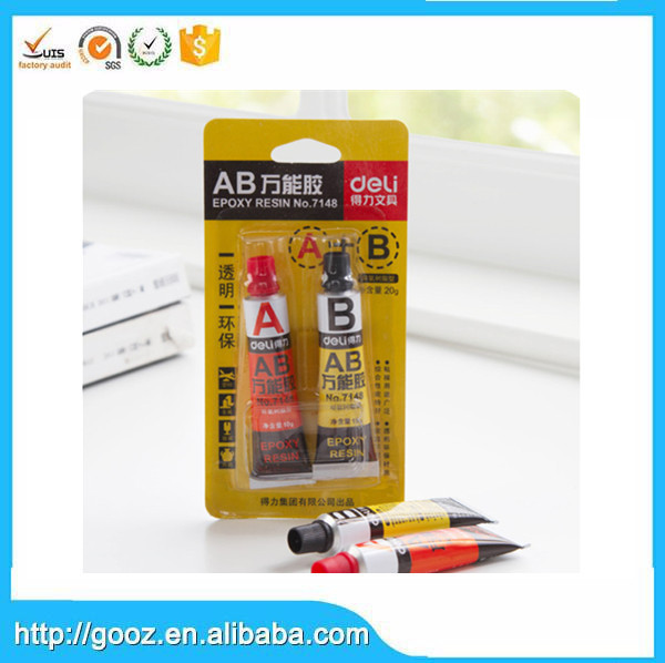 High Strength Clear Liquid Adhesive Contact Glue For Plastic