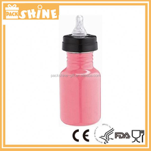 Baby Safe Stainless Steel Drinking Water Bottle