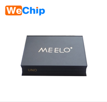 Hot !!!2017 android tv box 2gb ram 16g smart set top box 4k satellite receiver meelo uno DVB-T2 DVB-S2 box