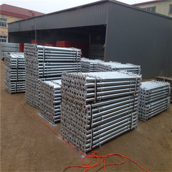TSX Middle East type support poles for building /shoring scaffolding prop jack