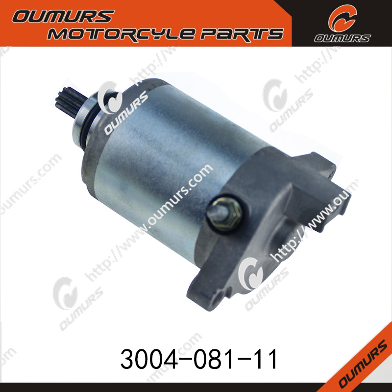 for motorcycle PIAGGIO TYPHOON125 4T 125CC reversible starter motor