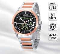 muslim digital dual azan time watch HA-6101