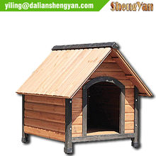 House For Dog Opening Roof Dog House Kennel