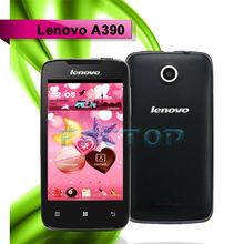 lenovo a390 dual sim card dual standby with CE certificate world first android 4.0 hot china phone