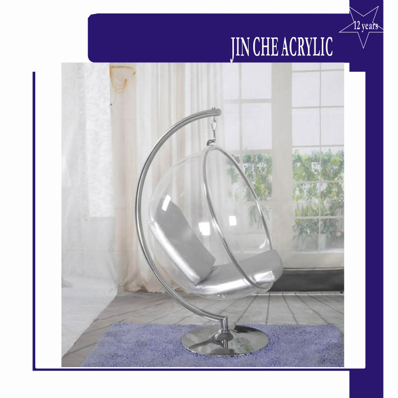 Hollow Acrylic Half Sphere,Bubble Chair / Hanging Chair   Buy Hanging  Bubble Chairs For Sale,Swing Bubble Chair,Indoor Hanging Chairs Product On  Alibaba.com