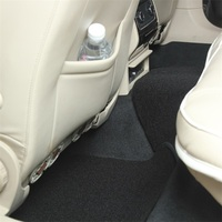 Top Quality Soft Waterproof Car Mat Carpet