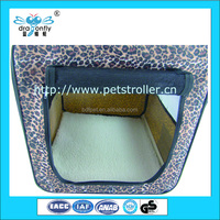 Folding Pet Products indoor dog cat nest dog cat house and cages