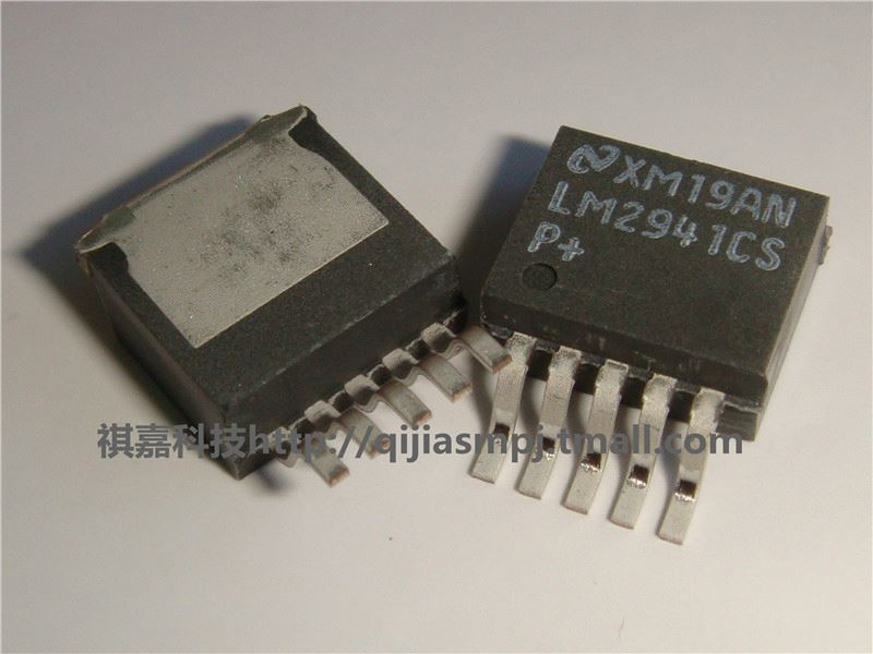 100% New and LM2941CS LM2941S LM2941 SOT-263 Voltage Regulator--WJSM3 IC Electronic Component