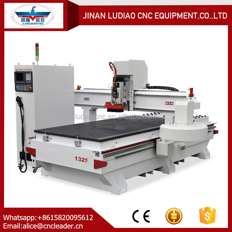 ATC CNC router woodworking CNC processing center with ATC spindle for furniture manufacturing