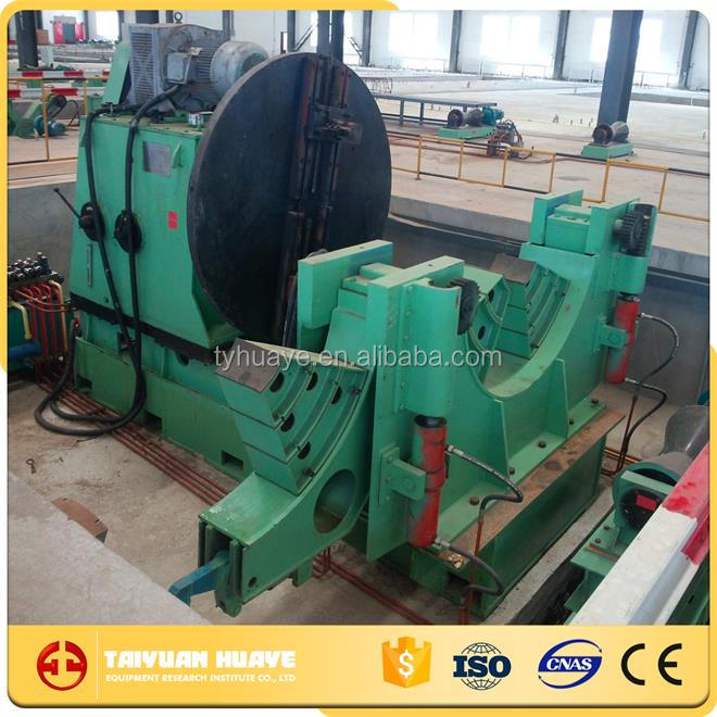 Double head automatic Tube Pipe End facing and beveling machine