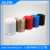 Fashionable design Aluminum alloy material A10 wireless speaker 2017