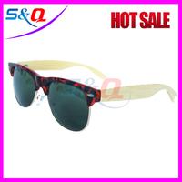 colored aviator sunglasses  wood sunglasses