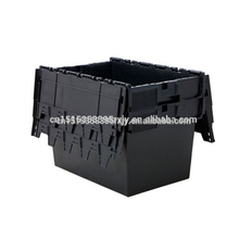 Turnover box for fruit and vegetable opaqued and durable