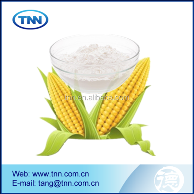 corn starch powder specifications