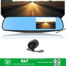 automobile safety hidden dash cam for car with cheap price XY-9064D