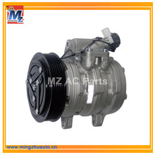 10P08 12V Air Compressor R134a Compressor Aftermarket Hot Sell South America