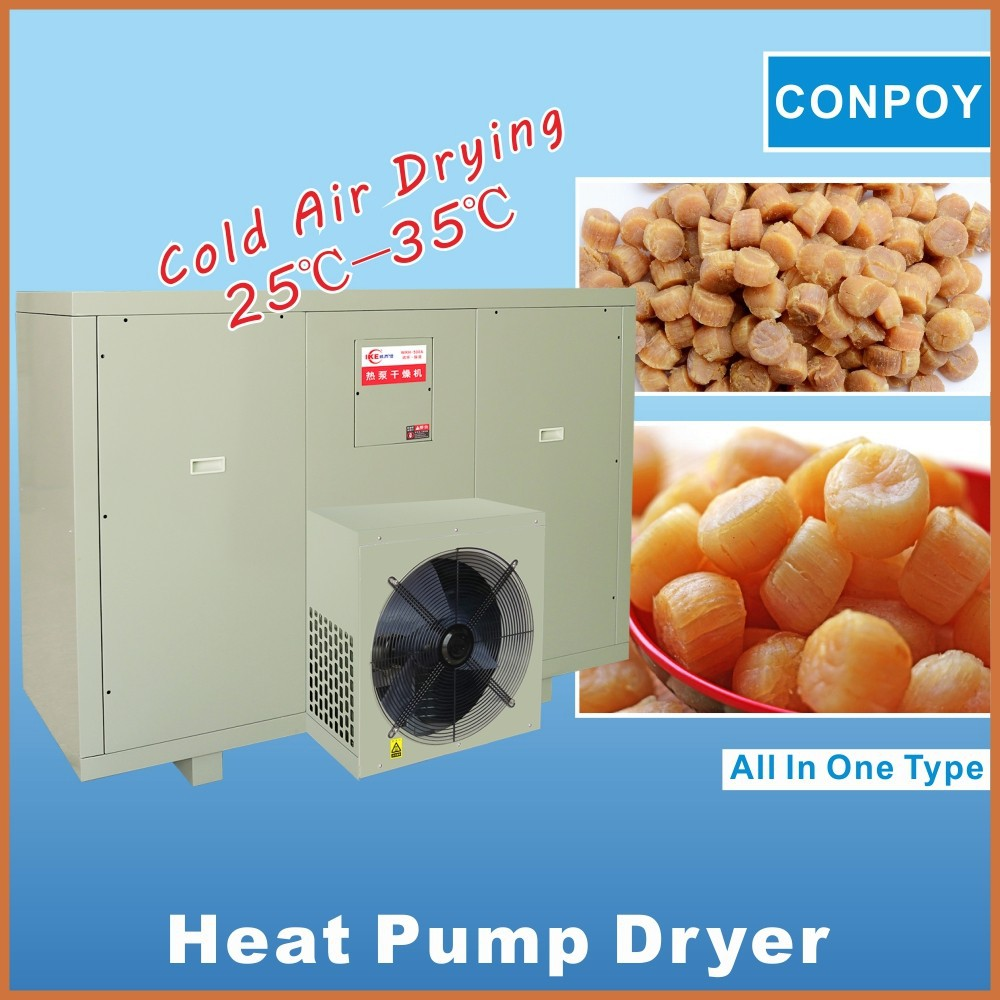 Clean no secondary pollution dryer food processing machine dryer type container converted in a fruit drying machine