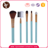 Beauty accessories synthetic personalized mermaid makeup brush set