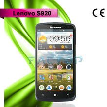 lenovo s920 original with CE quad core high screen made in taiwan original mobile phone