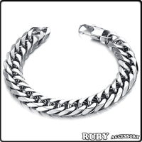 Fashion Accessory Non Mainstream Titanium Chain